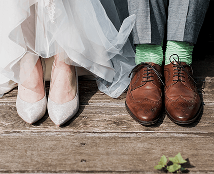 bryllup på tysk